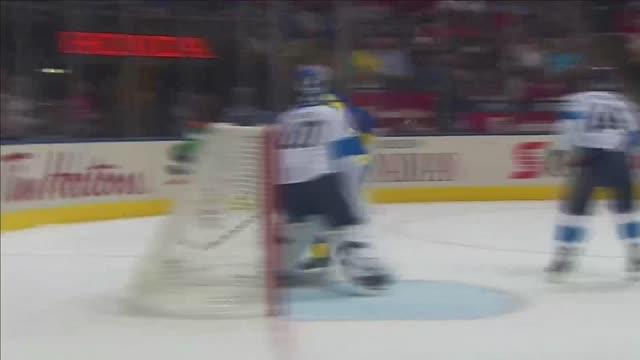 Кубок мира 2016. Швеция-Финляндия