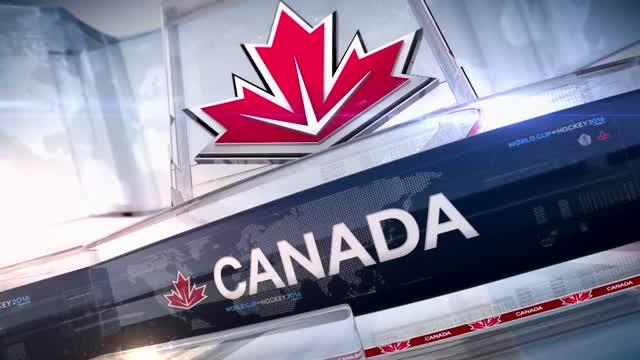 Кубок мира 2016. Канада — Европа