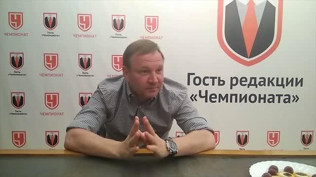Блиц с Юрием Калитвинцевым