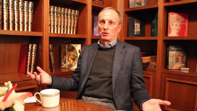 Шандор Варга об Олеге Лужном