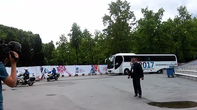 Чемпионат мира по хоккею — 2017. Россия — Чехия