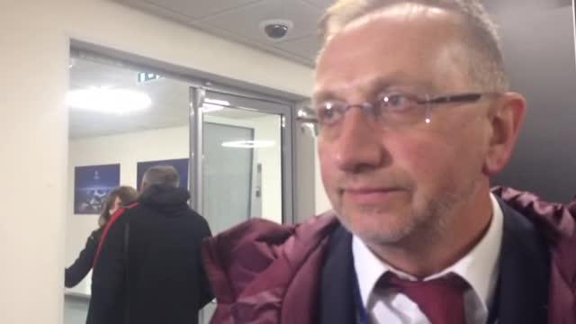 Вартапетов — про травму Реброва: не будем пороть горячку