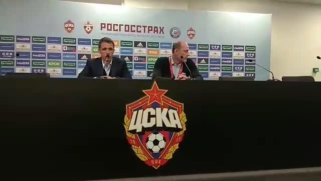 Гончаренко: на одну игру насобираем 14-15 футболистов