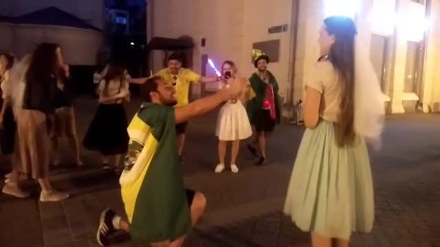 Невесту русскую бразильцы с собой всё же увезут