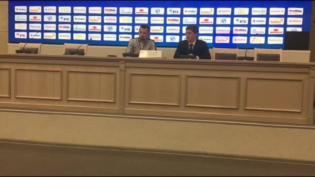 Семак — о поражении «Зенита» в матче против «Динамо» Мн