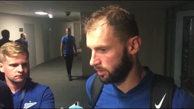 Иванович: это позорный матч для «Зенита»