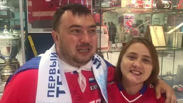 Болельщики: в Уфе хорошо, а Россия победит 3:0