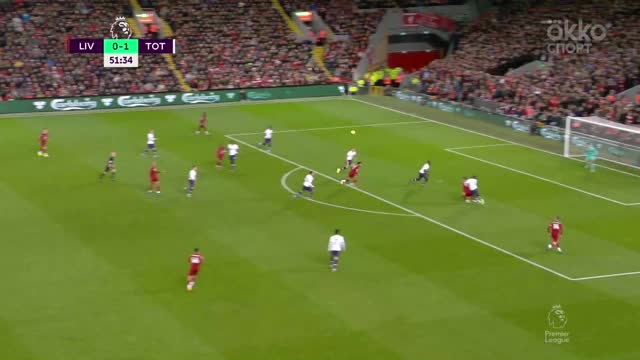 1:1. Хендерсон («Ливерпуль») доиграл эпизод до конца