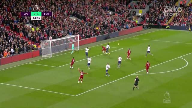 Кейн забил уже на 1-й минуте, но «Ливерпуль» всё равно победил