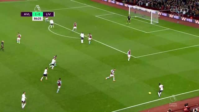 1:1. Робертсон («Ливерпуль») головой сравнивает счет