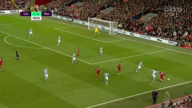 3:0. Мане («Ливерпуль») доводит счет до разгромного!