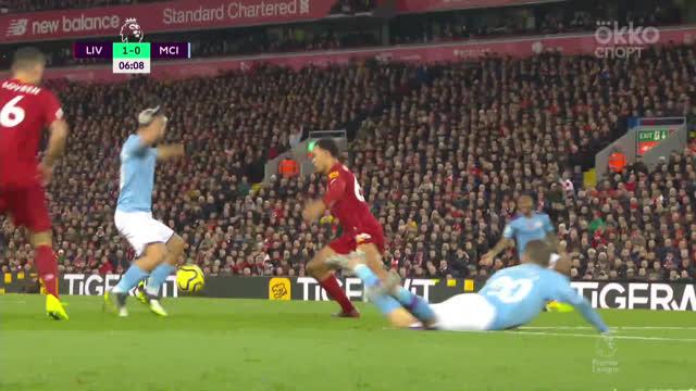 Эмоции Гвардиолы — в обзоре матча «Ливерпуль» — «Ман Сити»