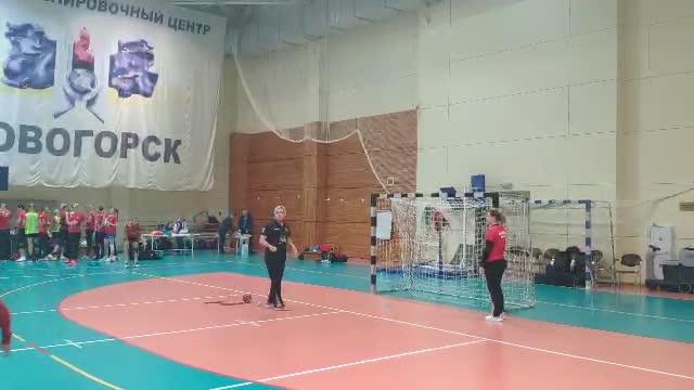 Упражнение для вратарей сборной России