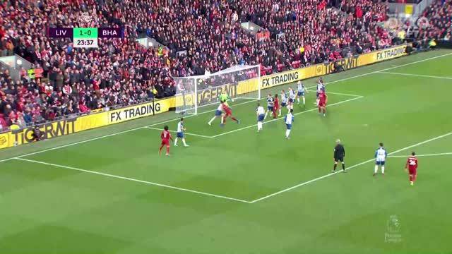 Ван Дейк оформляет дубль и приносит «Ливерпулю» победу