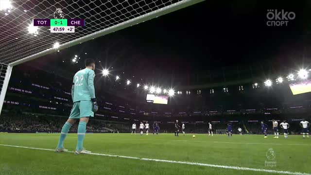 0:2. Виллиан («Челси») реализует пенальти