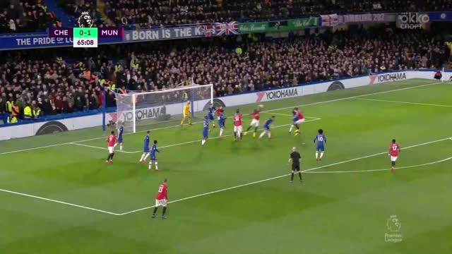 Магуайр забивает первый гол за «Манчестер Юнайтед» в АПЛ