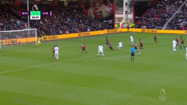 Видеообзор футбольных матчей английской премьер лиги