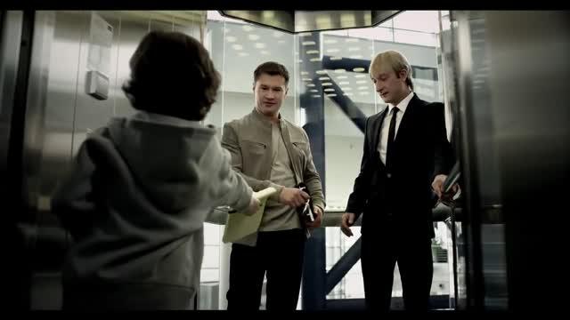 Плющенко и Немов в рекламе автомобиля Mercedes AMG