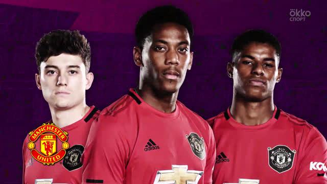 Промо матча «Манчестер Юнайтед» — «Саутгемптон»