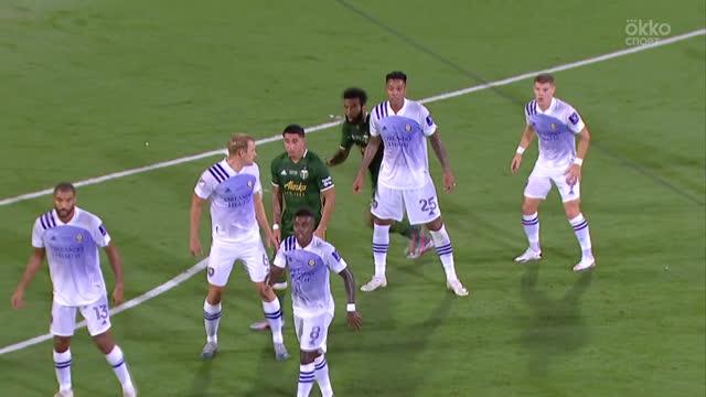 «Портленд Тимберс» обыграл «Орландо Сити» в финале MLS
