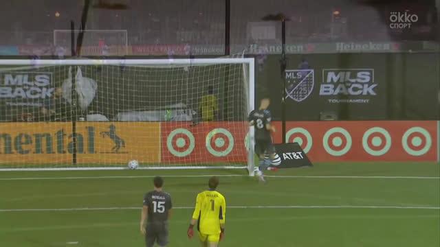 Дубль Нани выводит «Орландо Сити» в финал MLS