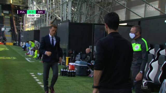 «Арсенал» разгромил «Фулхэм» в первом матче нового сезона АПЛ