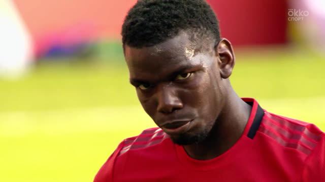 Промо матча «Брайтон энд Хоув Альбион» — «Манчестер Юнайтед»