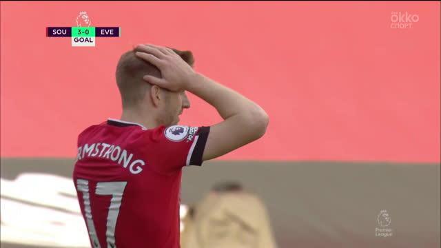 «Эвертон» проиграл первый матч в сезоне английской Премьер-лиги