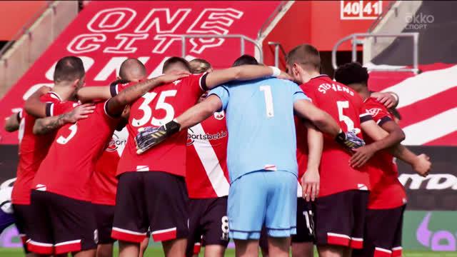 Промо матча «Астон Вилла» — «Саутгемптон»
