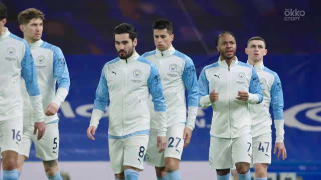Промо матча «Арсенал» — «Манчестер Сити»