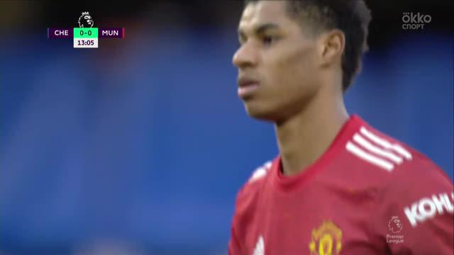 «Челси» и «МЮ» не выявили победителя в центральном матче тура