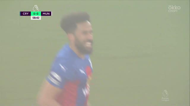 Таунсенд («Пэлас») нанес опасный удар по воротам Хендерсона