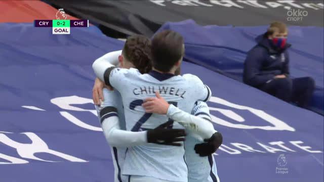 0:2. Пулишич («Челси») забивает второй быстрый гол команды
