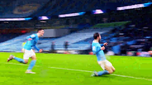 Промо матча «Астон Вилла» — «Манчестер Сити»