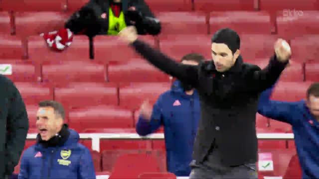 Промо матча «Ньюкасл Юнайтед» — «Арсенал»