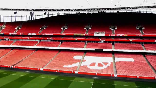 Промо матча «Арсенал» — «Вест Бромвич Альбион»