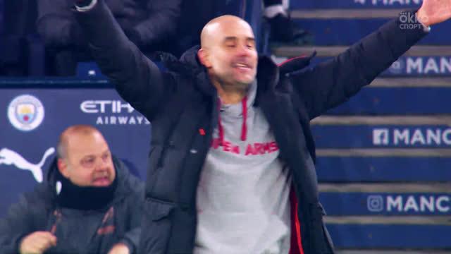 Промо матча «Ньюкасл Юнайтед» — «Манчестер Сити»