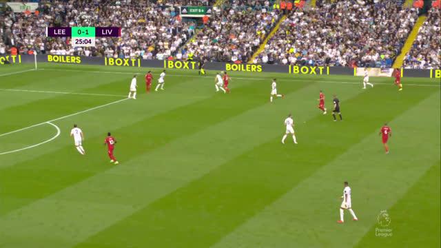 Мане («Ливерпуль») не забивает в пустые ворота
