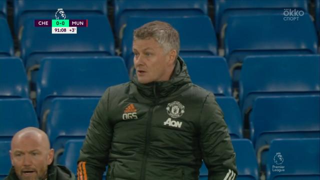 Фред («Ман Юнайтед») опасно пробил на последней минуте