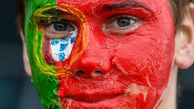 Кубок конфедераций. 3-й тур. Новая Зеландия — Португалия
