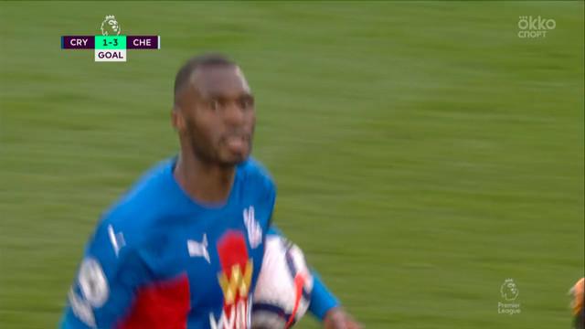 1:3. Бентеке («Пэлас») отыгрывает один мяч с передачи Шлуппа