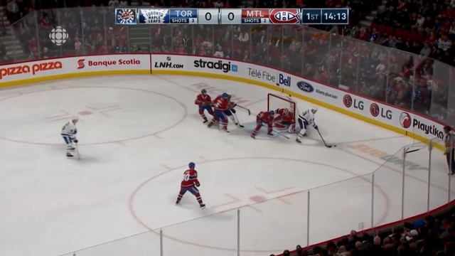 «Монреаль» и «Торонто» забросили друг другу 11 шайб