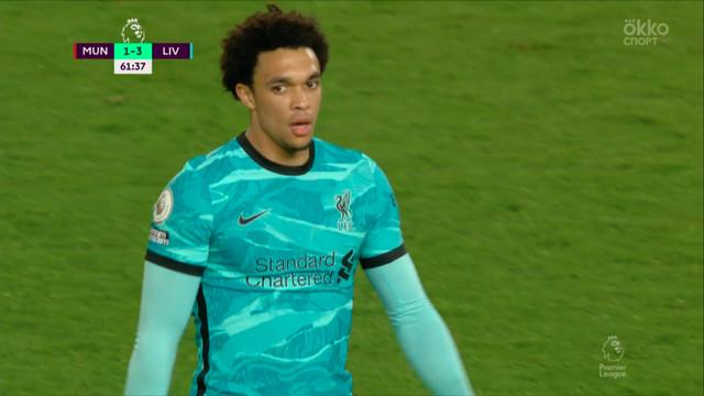 Трент («Ливерпуль») заставил вступить в игру Хендерсона