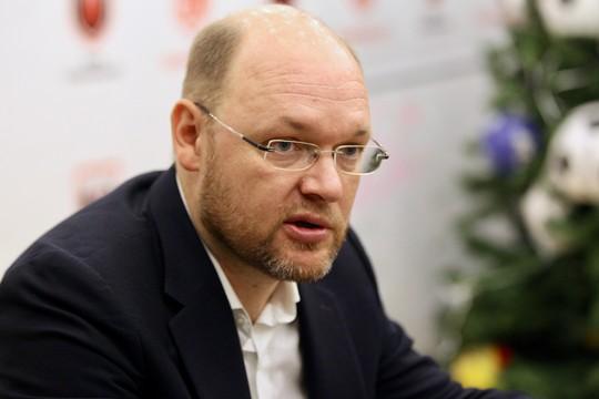 Илья Геркус в редакции «Чемпионата». О трансфере Рыбуся