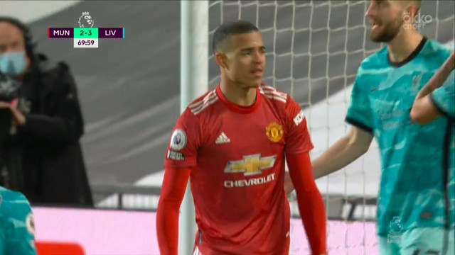 Филлипс («Ливерпуль») спасает команду после удара Гринвуда!