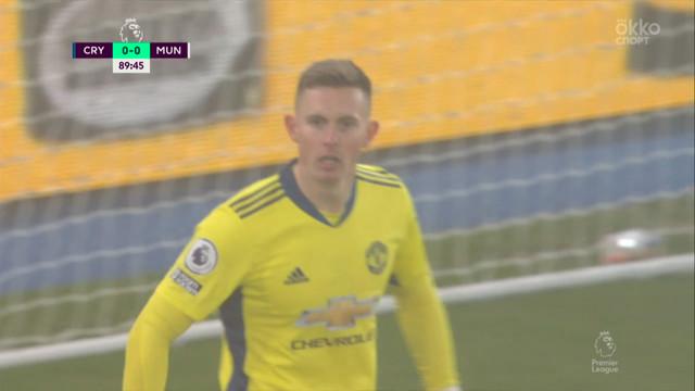 Хендерсон («Ман Юнайтед») спасает команду в концовке встречи!