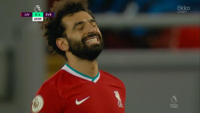 «Ливерпуль» потерпел 4-е домашнее поражение кряду