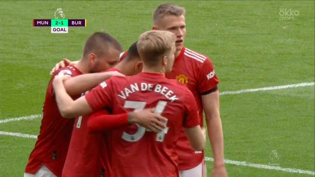 2:1. Гринвуд («Ман Юнайтед») отличился при помощи рикошета