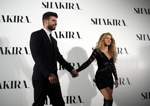 Идеальная пара. Херард Пике и Шакира