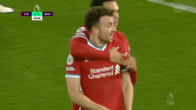 «Ливерпуль» одержал волевую победу в матче с «Шеффилд Юнайтед»